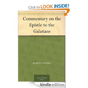 Luther C on Galatians
