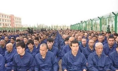 Xinjiang internment camp