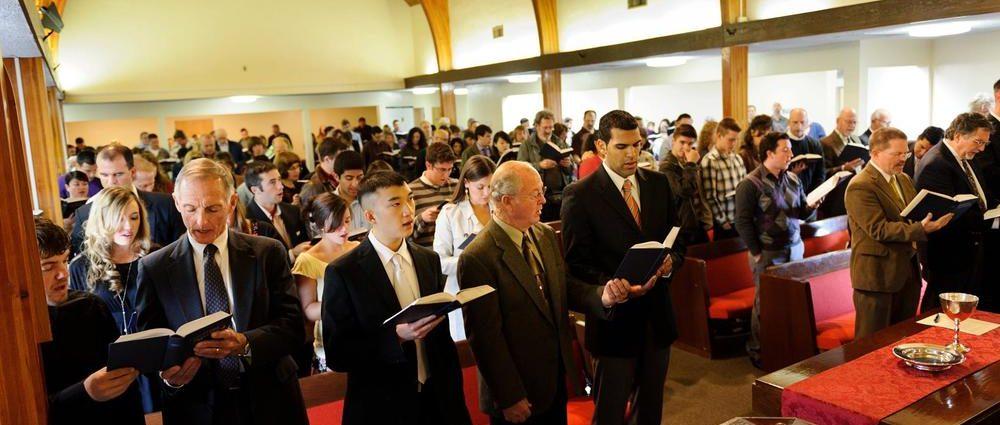 Reformed church worship