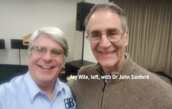 Jay Wile and John Sanford
