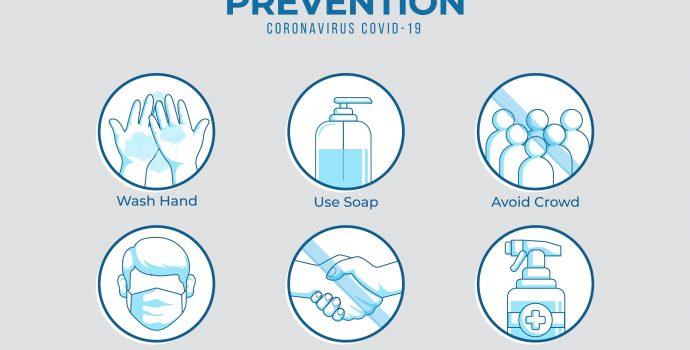 Coronavirus prevention