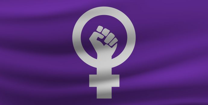 feminist flag
